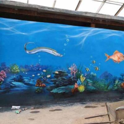 供应江西高安 樟树 丰城 上饶 赣州 抚州墙体广告彩绘 手绘