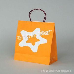 供应大量纸质手提袋,环保纸袋