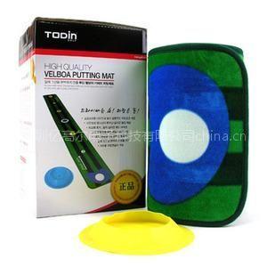 供应韩国golf推杆练习毯/高尔夫推杆练习器/高尔夫练习器具