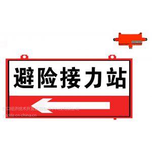 供应矿用本安型LED灯箱(指示标识)