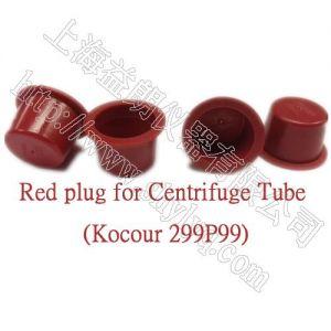 供应美国Kocour 299P99 离心管塞子 Red plug for Centrifuge Tube