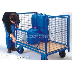 供应仓储搬运设备 专用物流台车 广州易达货架厂