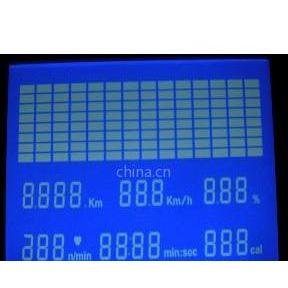 供应供应跑步机电子表用LCD液晶屏5023