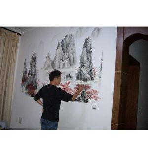供应南昌墙绘品牌--南昌美佳墙艺