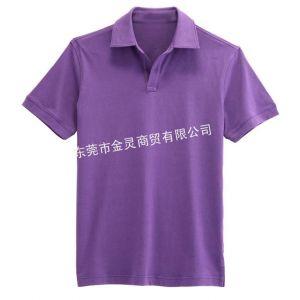 供应加工订做polo衫 贴牌加工polo衫加工,男装polo衫