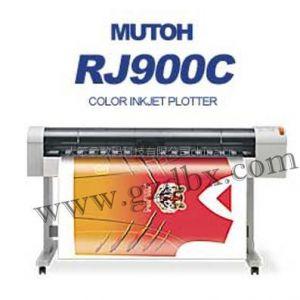 供应MUTOH RJ900C 热升华打印机
