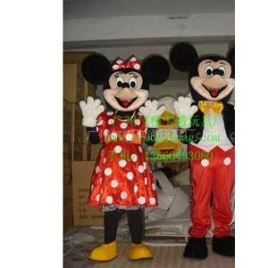 供应卡通气模,卡通人偶服装卡通米老鼠