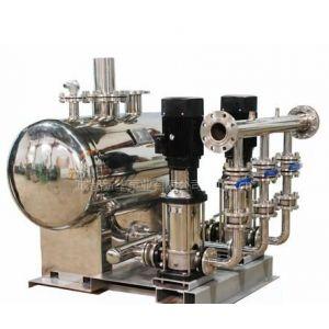 供应贵阳/安顺XMWII系列管网进水自动保压叠压(无负压)给水设备