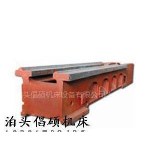 机床铸件裂纹防止的方法