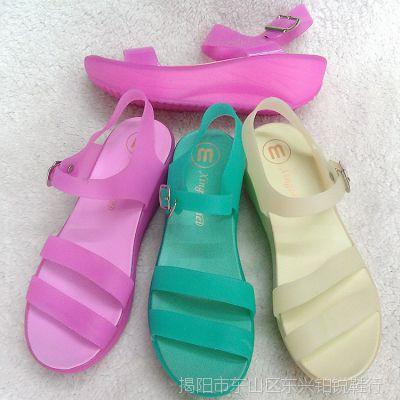 2014春夏新款时尚 欧美女童凉鞋新款 女童凉鞋公主鞋 厂家直销