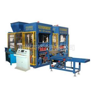 供应QT6-15型全自动砌块成型机裕洲生产企业信誉