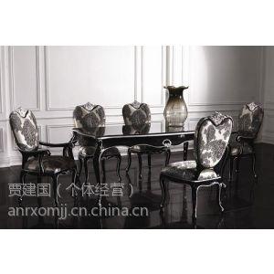 供应定做新古典餐桌椅 定做欧式实木壁炉工厂 供应加工定做工厂
