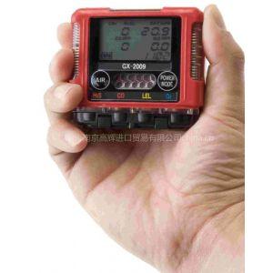 供应 日本理研4合一气体检测仪GX-2009 图片 价格