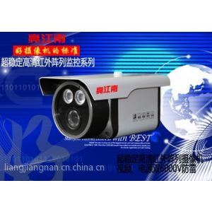 供应安防监控摄像机、网络百万高清摄像机、红外摄像机