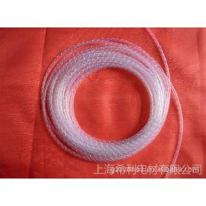 供应铁氟龙缠绕管 PTFE高温螺旋套管(电缆护套)厂家