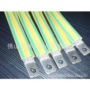 供应镀锡铜编织带一体化软连接 汽车/动力导电连接线 铜排 母线