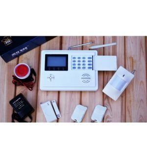 供应思科瑞5800G双网智能语音防盗报警系统