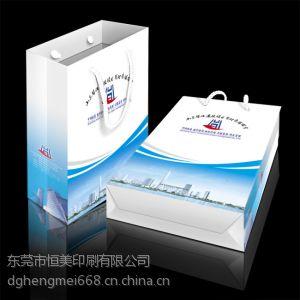 供应东莞市东城手提袋印刷 手提袋定做 手挽袋厂 东莞印刷厂