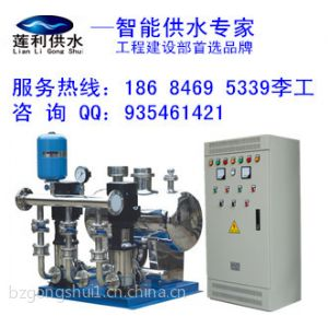 供应黄山自来水增压设备|宁国自来水给水管道加压泵