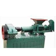 供应建业牌煤棒机设备煤棒挤压机