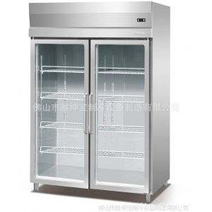 供应HG1.0L2啤酒冰箱 奶茶店冷柜 饮料冰柜 冷冻冷藏设备 鲜花展示柜