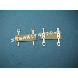 供应牛皮纸+镀锡铜线2PIN端子板