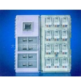 供应透明玻璃钢电表箱