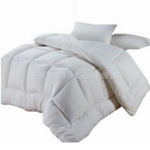 供应床上用品-组合产品- 纯棉/纤维被芯-  (六件套)