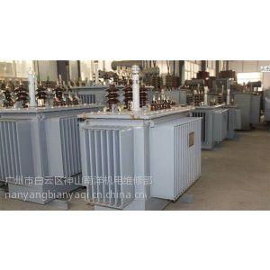 供应高压变压器维修保养/广州配电变压器维修/油浸式变压器各种故障维修