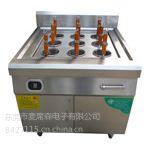 供应电煮面炉,煮面机,电磁煮锅,九头煮面
