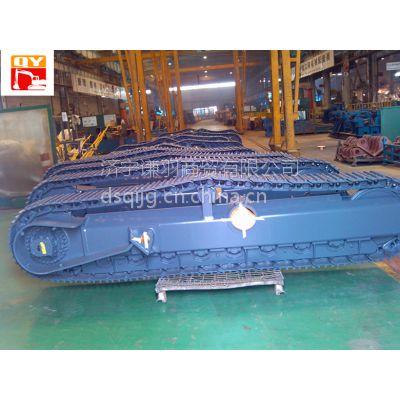 供应小松配件PC200-7履带总成 挖掘机履带总成