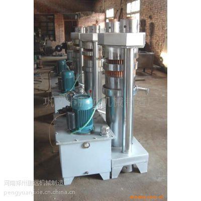 供应韩式香油机咨询_液压香油机直销_鹏远机械