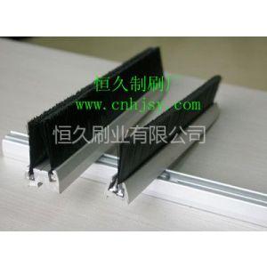 供应双排钢带电梯条刷/单排ABS扶梯条刷