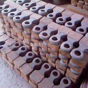 供应氮对奥锰钢破碎机锤头加工硬化性能的影响
