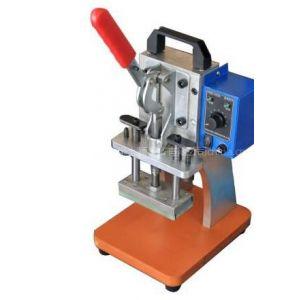 供应HSD-127迷你型手压台式烙印机