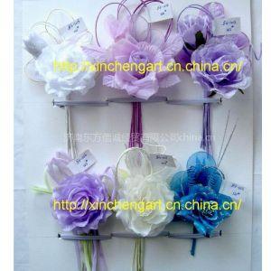 供应玫瑰胸花配件 服饰胸花配件 新娘花配件