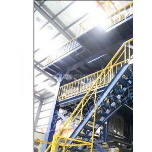 供应幅宽3.2m涤纶纺粘热轧非织造布生产线