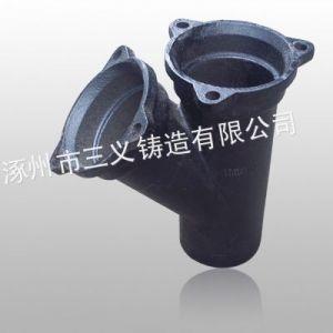 供应柔性铸铁排水管件批发价格