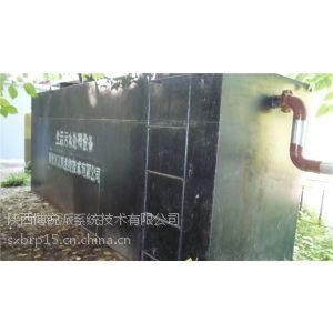 供应陕西 地埋式 一体化污水处理设备