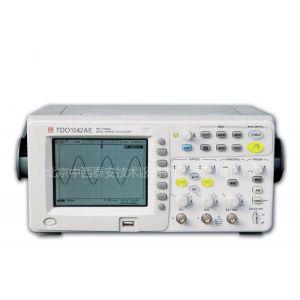 供应数字存储示波器 400Msps 优势 型号:XLCCN-TDO1042AE