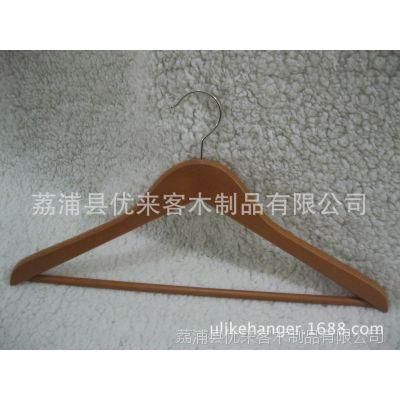 优质原料 YLKM-034 服装品牌衣架 酒店木衣架 精品木衣架