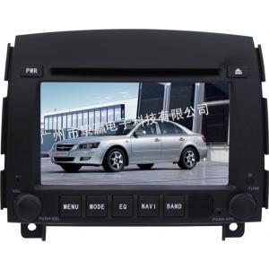 现代御翔专车专用DVD导航 御翔车载GPS导航仪 现代御翔汽车导航一体机