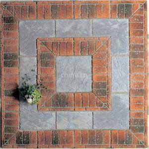 供应仿古砖:莱斯克系列;欧式仿古砖 烧结砖