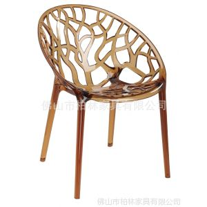 供应精典时尚的PC塑料椅 塑料椅批发
