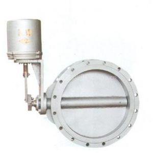 供应ZDRW型电动智能调节蝶阀