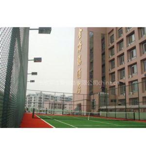 供应人造草坪施工,网球场,篮球场,足球场工程