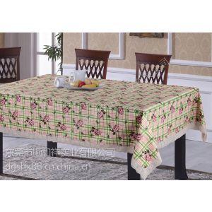 供应餐桌桌布图片,PVC法兰绒餐桌图片,PVC法兰绒桌布图片