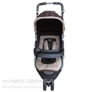 供应中山外贸童车厂家供应慧婴宝婴儿车高景观三轮宝宝手推车欧洲品牌
