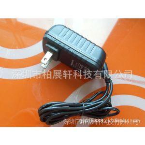 供应厂商研发生产12V1A过CE认证空气净化器专用的电源适配器