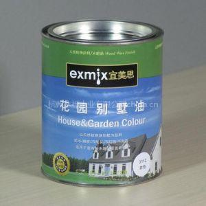 EXMIX宜美思木蜡油(花园别墅油)